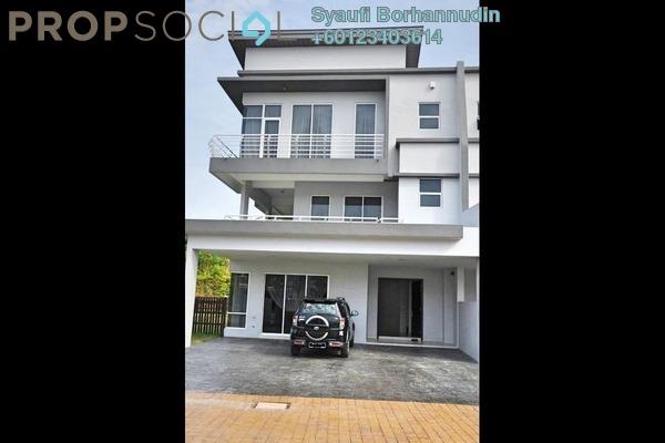 Semi-Detached For Sale in My Diva Homes, Cyberjaya Freehold Semi Furnished 5R/5B 2m