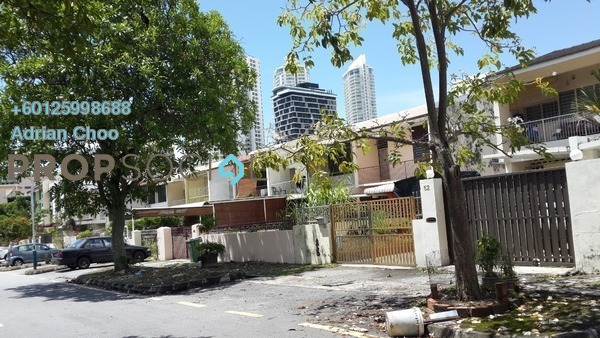 Terrace For Rent in Midlands One Stop, Pulau Tikus Freehold Unfurnished 9R/3B 2.8k