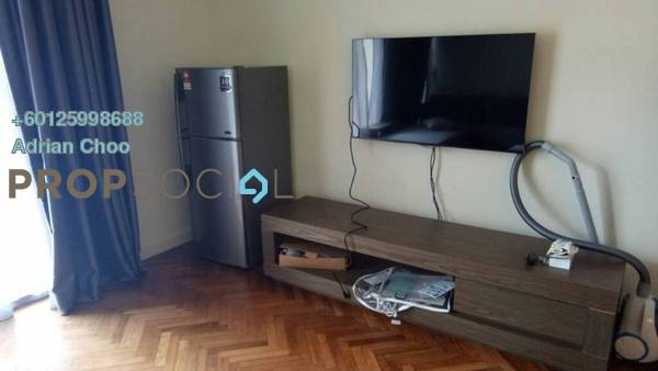Condominium For Rent in Quayside, Seri Tanjung Pinang Freehold Fully Furnished 1R/2B 2.8k