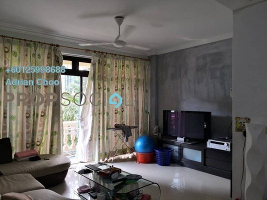 Condominium For Sale in Noble Villa, Georgetown Freehold Semi Furnished 3R/2B 720k