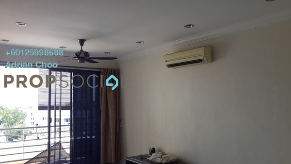 Condominium For Sale in Villa Batu Bukit, Tanjung Tokong Freehold Semi Furnished 3R/2B 590k