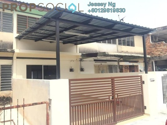 Terrace For Sale in SD6 @ Gunung Rapat, Ipoh Freehold Unfurnished 3R/2B 220k