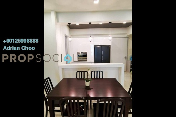 Condominium For Sale in Jazz Residence, Seri Tanjung Pinang Freehold Fully Furnished 2R/2B 1.2m