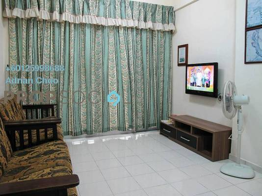 Condominium For Sale in Putra Place, Bayan Indah Freehold Fully Furnished 3R/2B 500k