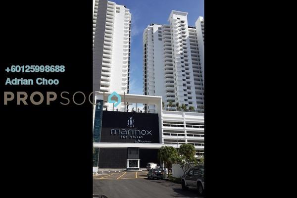 Condominium For Sale in Marinox Sky Villas, Seri Tanjung Pinang Freehold Unfurnished 4R/2B 850k