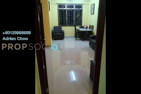 Condominium For Sale in Azuria, Tanjung Bungah Freehold Semi Furnished 3R/2B 310k
