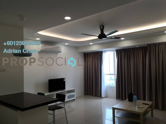 Condominium For Rent in Birch The Regency, Georgetown Freehold Fully Furnished 2R/2B 1.8k