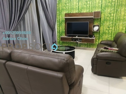 Condominium For Sale in One Imperial, Sungai Ara Freehold Fully Furnished 3R/2B 530k