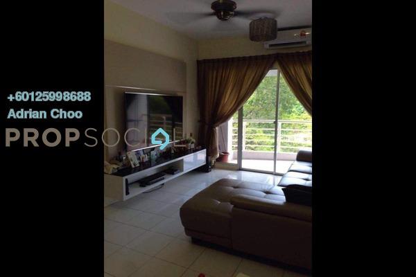 Condominium For Sale in Desa Bukit Jambul, Bukit Jambul Freehold Fully Furnished 3R/2B 445k