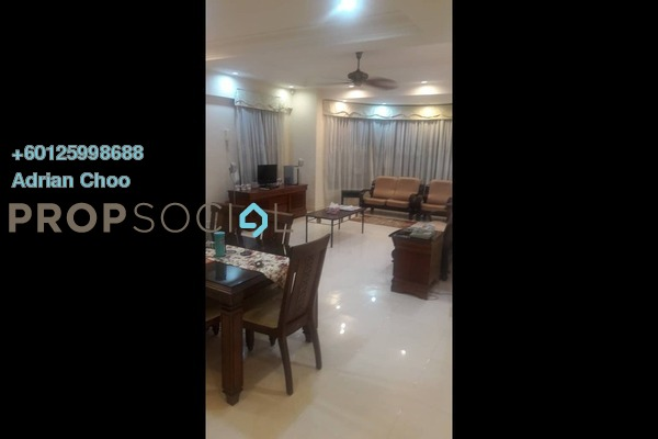 Condominium For Sale in Twin Towers, Tanjung Bungah Freehold Fully Furnished 3R/2B 630k