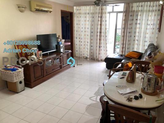 Condominium For Sale in Taman Kristal, Tanjung Tokong Freehold Fully Furnished 3R/2B 390k