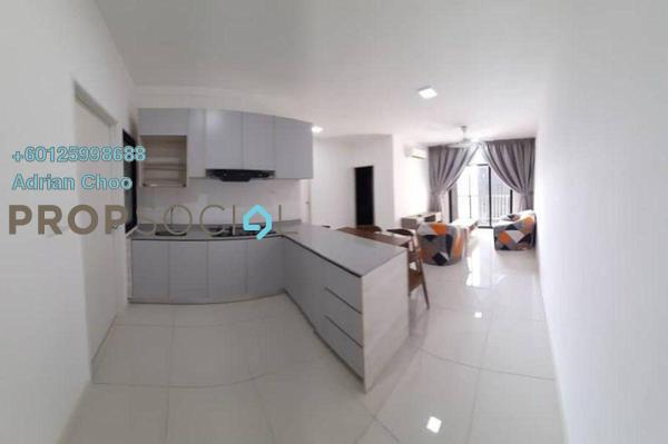 Condominium For Rent in TRI Pinnacle, Tanjung Tokong Freehold Fully Furnished 3R/2B 1.5k