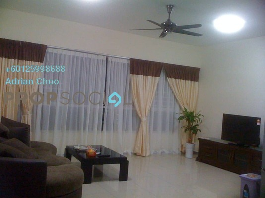 Condominium For Rent in Birch The Regency, Georgetown Freehold Fully Furnished 2R/2B 2k