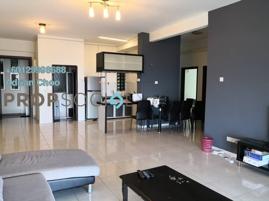 Condominium For Rent in The Brezza, Tanjung Tokong Freehold Fully Furnished 3R/3B 2.3k