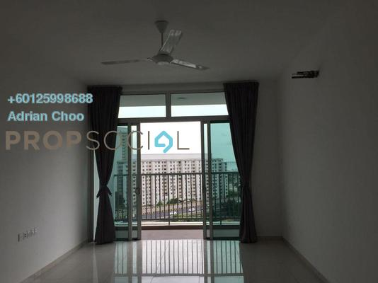 Condominium For Rent in Sandiland Foreshore, Georgetown Freehold Semi Furnished 3R/2B 1.8k