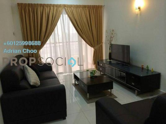 Condominium For Rent in Gurney Park, Gurney Drive Freehold Fully Furnished 3R/2B 2k