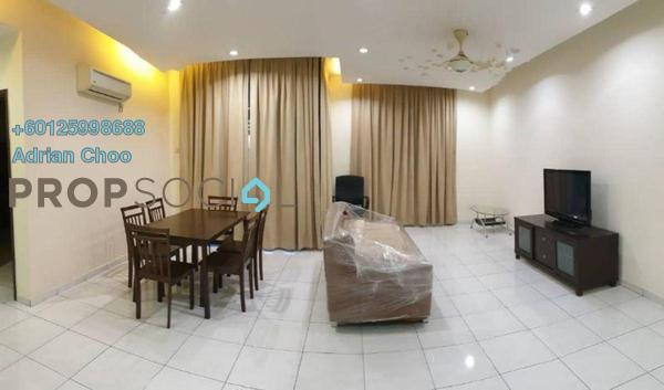 Condominium For Rent in The Brezza, Tanjung Tokong Freehold Fully Furnished 3R/3B 2k