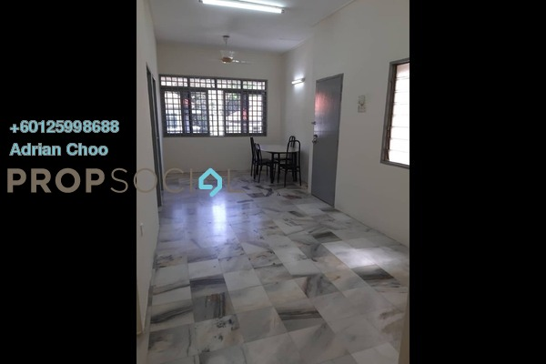 Apartment For Rent in Pearlvue Heights, Tanjung Tokong Freehold Semi Furnished 3R/2B 850translationmissing:en.pricing.unit