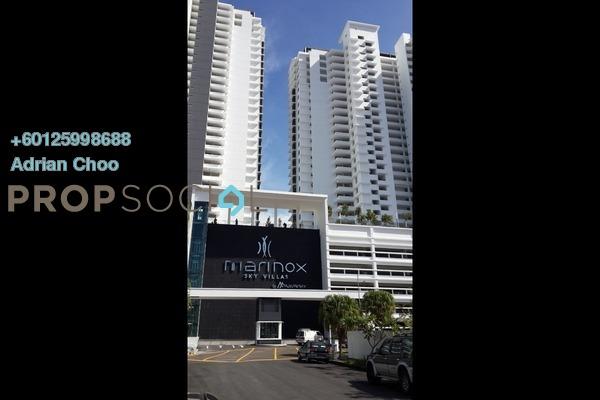 Condominium For Rent in Marinox Sky Villas, Seri Tanjung Pinang Freehold Unfurnished 4R/2B 2.5k