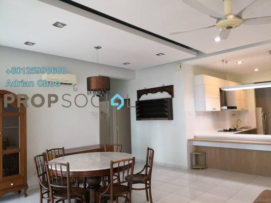 Condominium For Rent in The Brezza, Tanjung Tokong Freehold Fully Furnished 3R/2B 1.9k