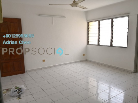 Apartment For Sale in Taman Pekaka, Sungai Dua Freehold Unfurnished 3R/2B 300k
