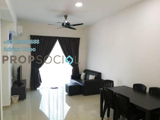 Condominium For Sale in Solaria Residences, Sungai Ara Freehold Fully Furnished 3R/2B 640k