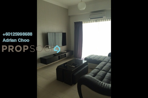 Condominium For Sale in Idaman Iris, Sungai Ara Freehold Fully Furnished 3R/2B 438k