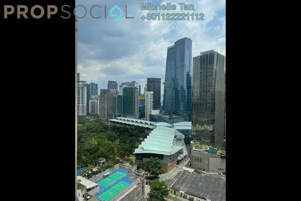 Duplex For Sale in One KL, KLCC Freehold Semi Furnished 3R/3B 4.1m