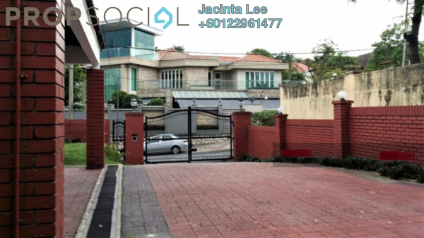 Bungalow For Sale in Taman OUG, Old Klang Road Freehold Semi Furnished 5R/4B 1.77m