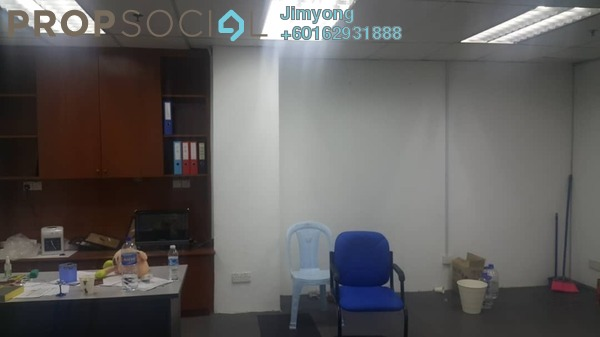 Office For Rent in Plaza Prima, Old Klang Road Freehold Semi Furnished 2R/1B 1.1k