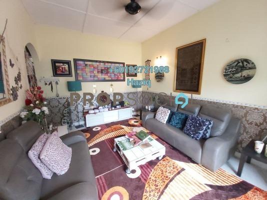 Terrace For Sale in Kepong Baru, Kepong Freehold Semi Furnished 3R/2B 550k