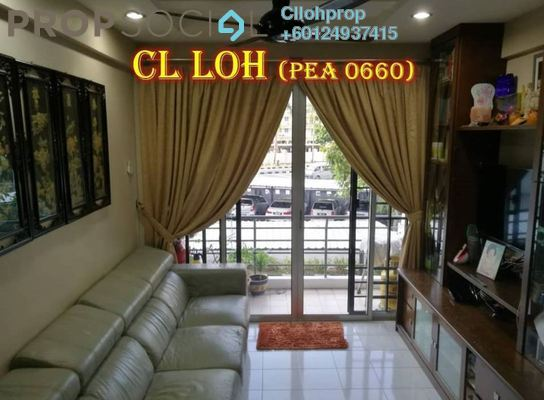 Apartment For Sale in Putra Place, Bayan Indah Freehold Semi Furnished 3R/2B 490k
