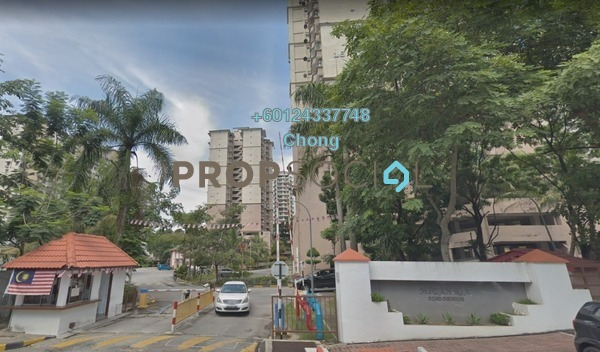 Condominium For Sale in Midah Ria, Cheras Freehold Unfurnished 3R/2B 308k