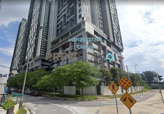Condominium For Sale in CitiZen, Old Klang Road Freehold Unfurnished 2R/2B 486k