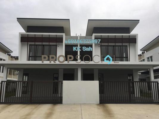 Semi-Detached For Sale in Setia EcoHill, Semenyih Freehold Unfurnished 4R/4B 678k