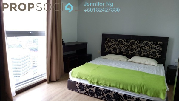 Serviced Residence For Sale in PJ8, Petaling Jaya Freehold Fully Furnished 1R/1B 550k