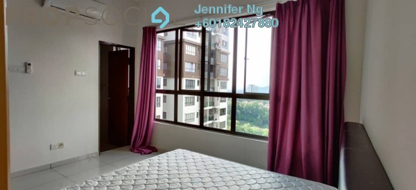 Serviced Residence For Rent in Suria Putra, Bukit Rahman Putra Freehold Fully Furnished 2R/2B 1.5k