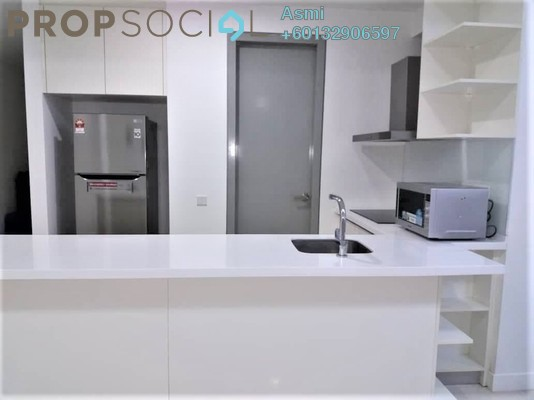 Condominium For Rent in Reflection Residences, Mutiara Damansara Freehold Fully Furnished 3R/2B 3.1k