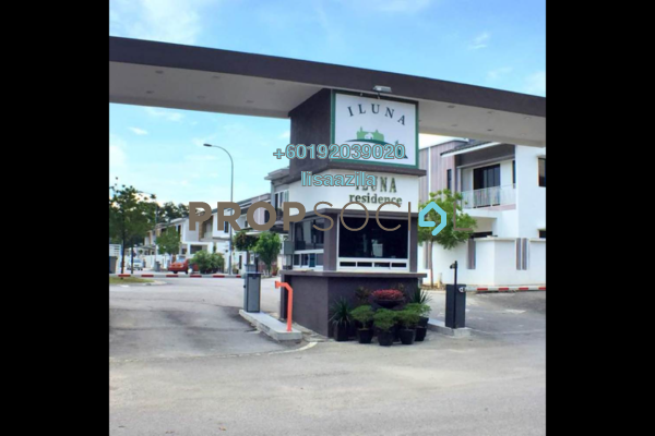 Terrace For Sale in Azalea, Nilai Impian Freehold Unfurnished 4R/4B 774k