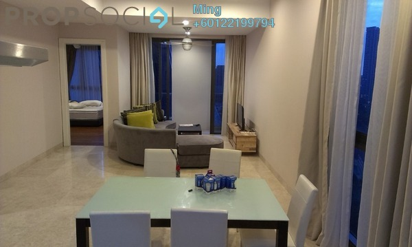 Condominium For Rent in Icon Residence (Mont Kiara), Dutamas Freehold Fully Furnished 2R/2B 2.8k