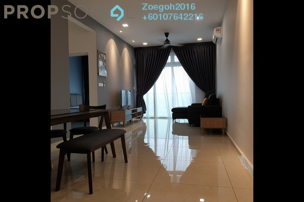 Condominium For Sale in Havona, Tebrau Freehold Fully Furnished 2R/2B 570k
