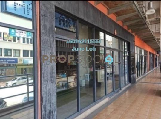 Shop For Sale in Perdana The Place, Damansara Perdana Freehold Semi Furnished 0R/0B 900k