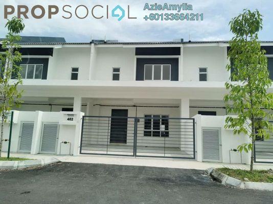 Terrace For Sale in Iringan Bayu, Seremban Freehold Unfurnished 4R/3B 458k