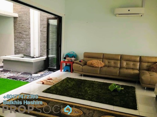 Terrace For Sale in Mulberry Grove, Denai Alam Freehold Semi Furnished 4R/4B 900k