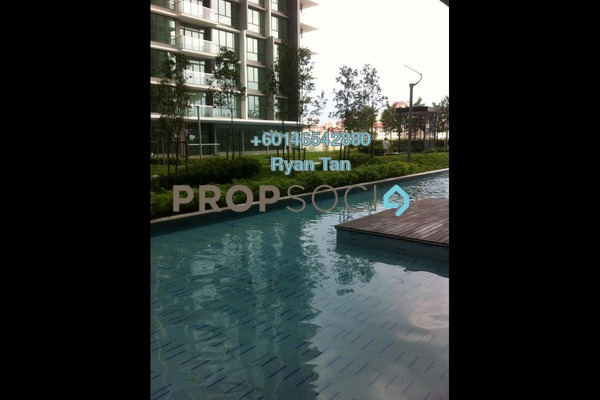 Condominium For Rent in The Z Residence, Bukit Jalil Freehold Fully Furnished 3R/2B 2k