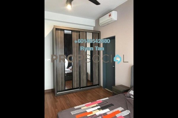 Condominium For Sale in The Link 2 @ Bukit Jalil, Bukit Jalil Freehold Fully Furnished 2R/2B 620k