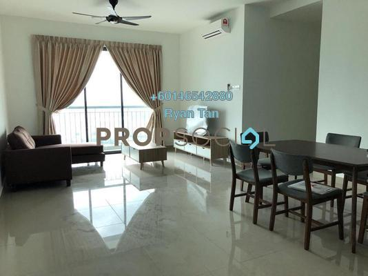 Condominium For Rent in Parkhill Residence, Bukit Jalil Freehold Fully Furnished 3R/2B 2.1k