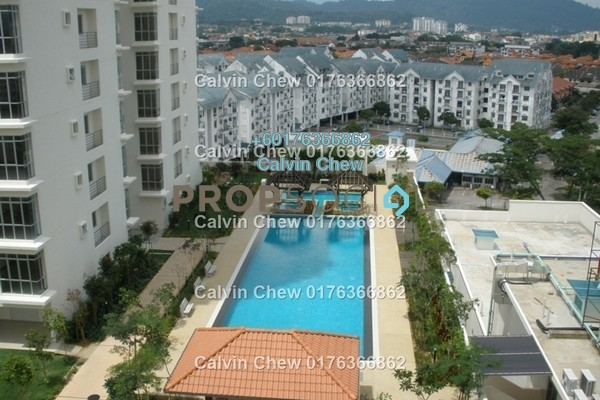 Condominium For Sale in Ampang Putra Residency, Ampang Freehold Unfurnished 3R/3B 462k