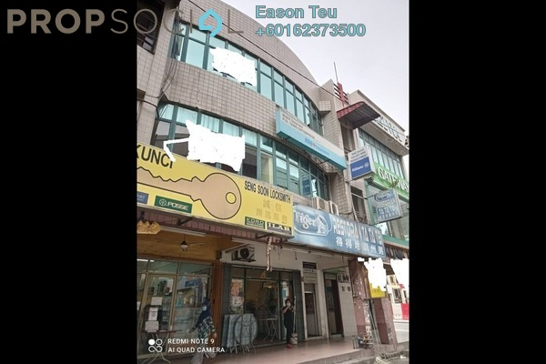 Shop For Rent in Kepong Baru, Kepong Freehold Semi Furnished 0R/1B 7.8k