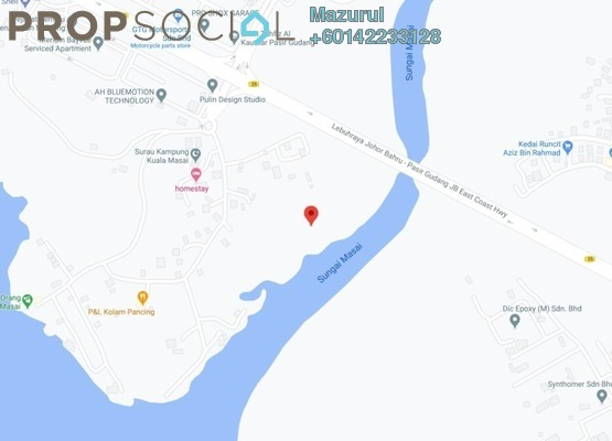 Land For Sale in D'Sierra Villa @ Sierra Perdana, Masai Freehold Unfurnished 0R/1B 3.7m